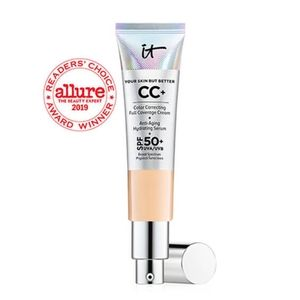 CC+ Cream with SPF 50+ - Medium